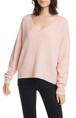 Line Audrey Merino Wool Blend Sweater