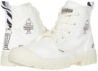 Palladium Pampa Hi Shake (Marshmallow) Women's Shoes