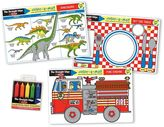 Melissa & Doug Fun Themes Placemat Learning Mats Set