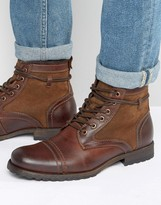 Aldo Acelalla Work Boots