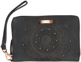 Rip Curl Chicama Rfid Leather Wallet Black
