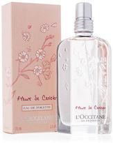 L'Occitane NEW Cherry Blossom Eau de Toilette 75ml