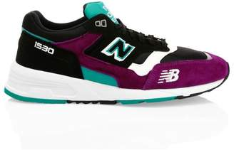 New Balance 1530 Suede Sneakers