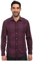 Calvin Klein Jeans Mulberry Wave Plaid
