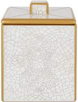 Labrazel Miraflores Gold-Tone Canister