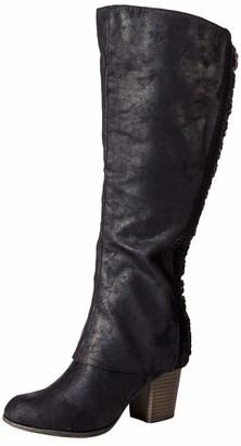 Fergie Fergalicious Women's Tender Wide Calf Knee High Boot