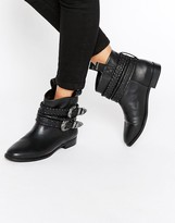 Asos ALAR Western Pull On Boots