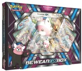 Pokemon 2017 Trading Card Bewear GX Box