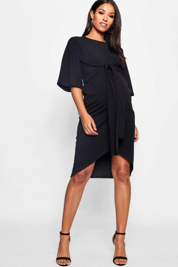 29a0a0cf03f92 Maternity Dress Kimono - ShopStyle