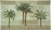 JCPenney Bacova Guild Bacova Citrus Palm Bath Rug