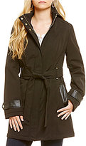 Preston & York Preston and York Soft Shell Jacket With Removable Hood