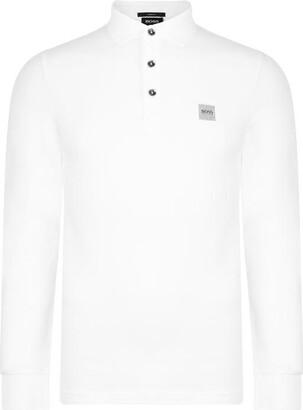 HUGO BOSS Passerby Long Sleeve Polo Shirt