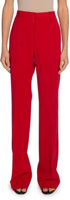 Balenciaga Stretch Twill Tailored Pants