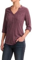 Ibex OD Shanti Henley Shirt - Merino Wool, Long Sleeve (For Women)