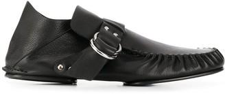 Loewe Collapsible-Heel Loafers