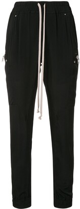 Rick Owens Multi-Pocket Drawstring Waist Trousers