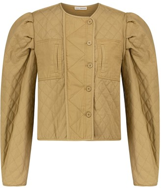 Ulla Johnson Arlo quilted cotton jacket
