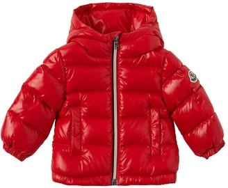 Moncler Aubert Nylon Down Jacket