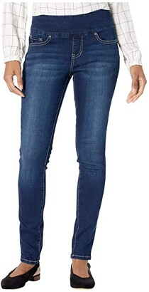 Jag Jeans Nora Pull-On Skinny Butter Denim in Dakota Wash (Dakota Wash) Women's Jeans