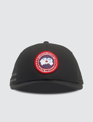 Canada Goose Embroidered Logo Cap