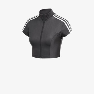 adidas x Paolina Russo crop top