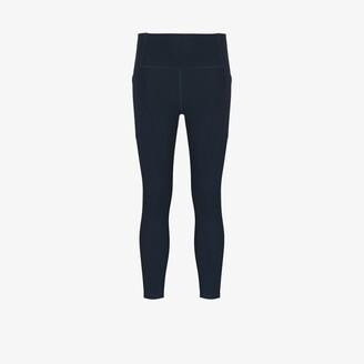 Girlfriend Collective Pocket High-Rise 7/8 Leggings
