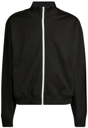 Maison Margiela Contrast Zip Track Jacket