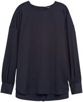Banana Republic JAPAN EXCLUSIVE Oversized Flannel Button-Back Shirt