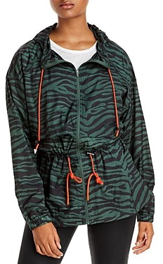 Aqua Athletic Hooded Animal Print Jacket - 100% Exclusive.
