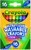Crayola Kid's First Washable Crayon - 1 ST/BX