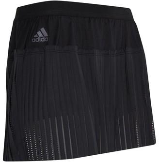 adidas Womens Matchcode Tennis Skirt Black
