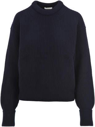 Chloé Round Neck Knit Sweater