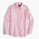 J.Crew Boy shirt in pink skinny stripe