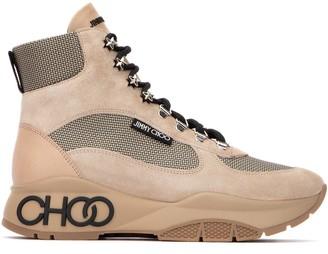 Jimmy Choo Trekking Hiking Boots