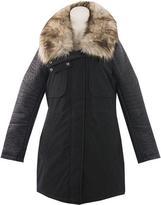 Buffalo David Bitton Women's Quilted Anorak Jacket