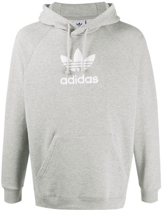 adidas Front Logo Hoodie