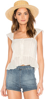 Cleobella Landa Top in White. - size M (also in )