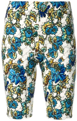 Stella McCartney Floral Cycling Shorts