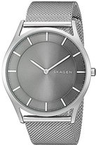 Skagen Men's Holst SKW6239 Staineless Steel Mesh Watch