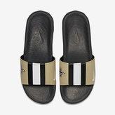 Nike Benassi Solarsoft (NFL Saints) Men's Slide