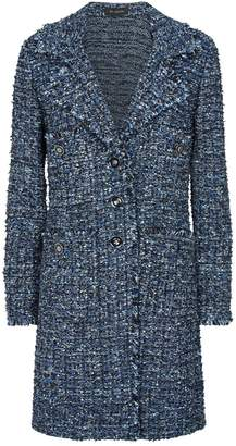 St. John Artisanal Basketweave Jacket