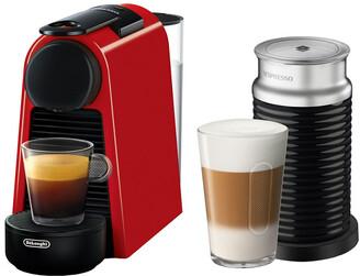 De'Longhi Delonghi Nespresso Essenza Mini Single-Serve Espresso Machine & Aeroccino Milk Frother