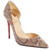 Christian Louboutin Women's Iriza Pointy Toe Pump