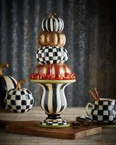 Mackenzie Childs MacKenzie-Childs Tabletop Stacking Pumpkins