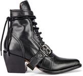 Chloé Rylee Boots in Black | FWRD