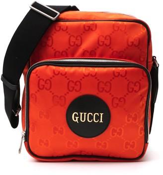 Gucci GG Motif Crossbody Bag