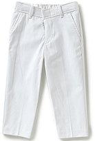 Class Club Little Boys 2T-7 Flat-Front Dress Pants