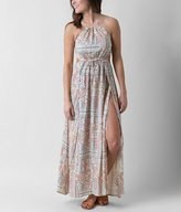 Billabong Love Trippin Flyaway Maxi Dress