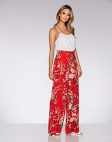 Quiz Floral Palazzo Trousers