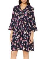 Tom Tailor Women's Flieendes Blusen Dress
